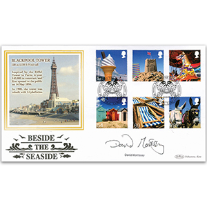 2007 Beside the Seaside BLCS 2500 - Signed by David Morrissey