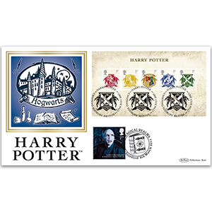 2007 Harry Potter M/S BLCS 2500 - Doubled 2011