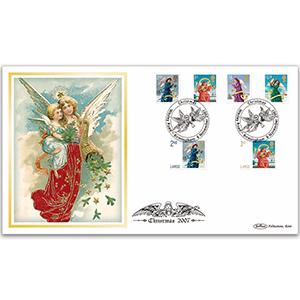 2007 Christmas Stamps BLCS 2500