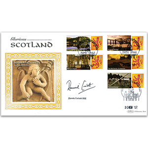 2007 Glorious Scotland Smilers BLCS 2500 - Signed by Ronnie Corbett CBE