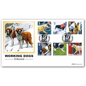 2008 Working Dogs BLCS 2500