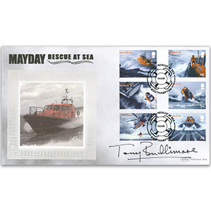 2008 SOS Rescue at Sea BLCS 2500 - Signed by Tony Bullimore