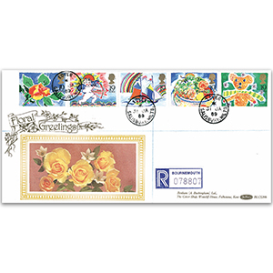 1989 Greetings Stamps BLCS - Salisbury