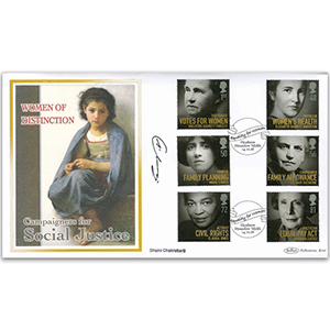 2008 Women of Distinction BLCS 2500 - Signed by Shami Chakrabarti