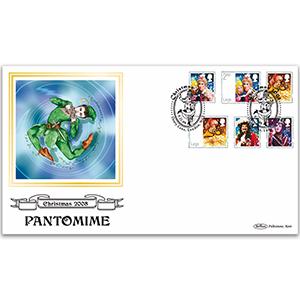 2008 Christmas Pantomime BLCS 2500
