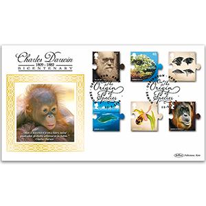 2009 Charles Darwin 200th BLCS 2500