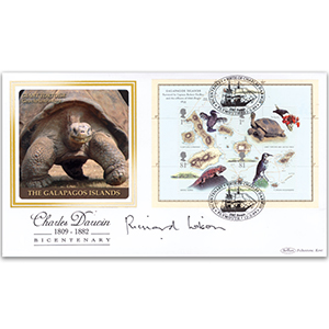 2009 Darwin 200th M/S BLCS 2500 - Signed by Richard Wilson