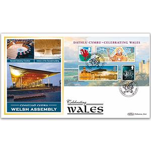 2009 Celebrating Wales M/S BLCS 5000