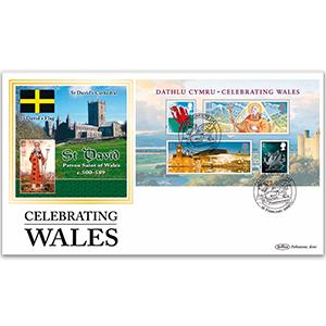 2009 Celebrating Wales M/S BLCS 2500