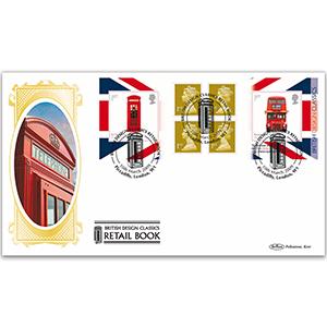 2009 Design Classics Retail Booklet BLCS 5000