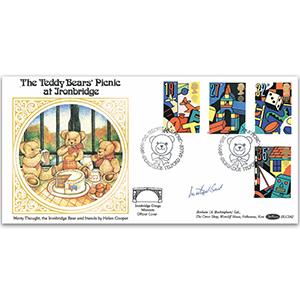 1989 Europa: Games and Toys BLCS - Signed by Michael Bond