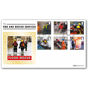2009 Fire and Rescue Stamps BLCS 2500