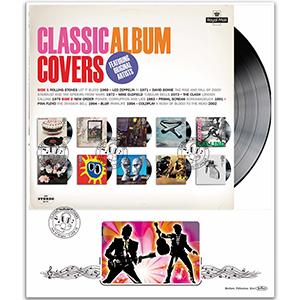 2010 Classic Album Covers M/S BLCS 5000