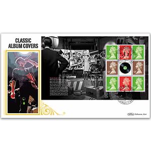 2010 Classic Album Covers PSB - 20p/54p/62p Pane