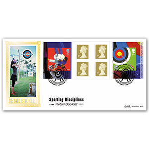 2010 Olympic & Paralympic Games Retail Booklet No. 1 BLCS 5000