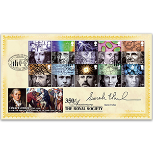 2010 The Royal Society BLCS 2500 - Signed Sarah Parker