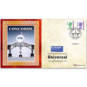 2010 Universal Stamps BLCS 5000