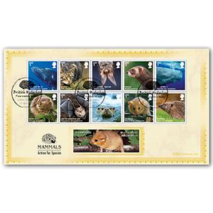 2010 Mammals Stps BLCS 2500