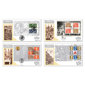 2010 Festival Of Stamps PSB BLCS Set of 4