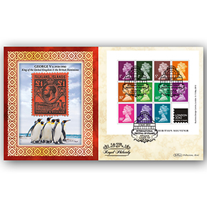 2010 Festival Of Stamps Jeffery Matthews BLCS 5000