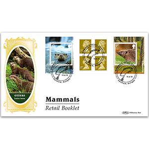 2010 Mammals Retail Booklet BLCS 5000