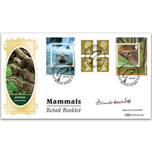 2010 Mammals Retail Booklet BLCS 2500 - Signed Miranda Krestovnikoff