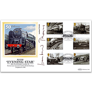 2010 Great British Railways BLCS 5000 - Signed by Isambard Thomas