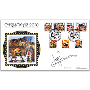 2010 Christmas BLCS 2500 - Signed by Joe Pasquale