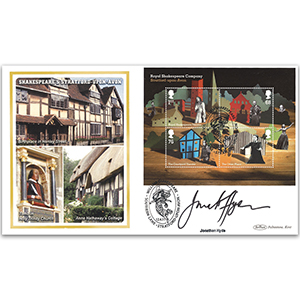 2011 Royal Shakespeare Company M/S BLCS 2500 - Signed Jonathan Hyde