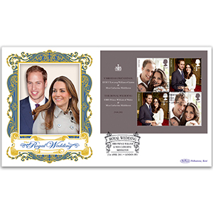 2011 Royal Wedding M/S BLCS 5000