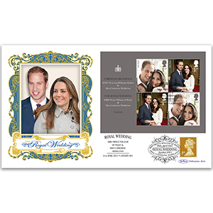2011 Royal Wedding M/S BLCS 5000 - Doubled