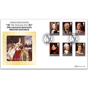 2011 House Of Hanover Stamps BLCS 5000