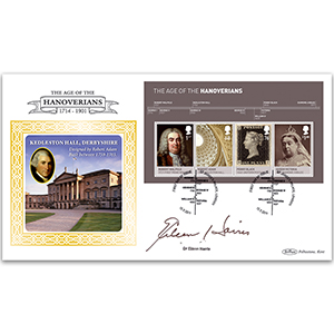 2011 House Of Hannover M/S 2500 - Signed by Dr. Eileen Harris