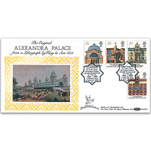 1990 Europa: Glasgow City of Culture BLCS - International Stamp Exhibition Centenary