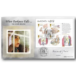 2012 Roald Dahl M/S BLCS 5000 - Signed Amanda Root