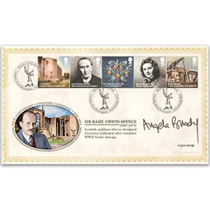 2012 Britons of Distinction Cover 1 BLCS 2500 - Signed Angela Brady