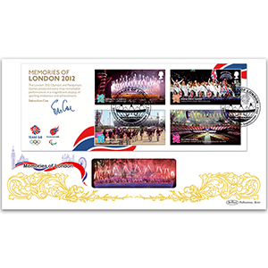 2012 Olympic/Paralympic Memories M/S BLCS 5000
