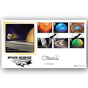 2012 Space Science BLCS 5000 - Signed by Jim Al-Khalili OBE