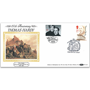 1990 Thomas Hardy 150th BLCS - Doubled 1999