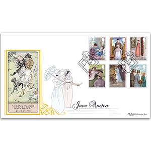 2013 Jane Austen BLCS 5000