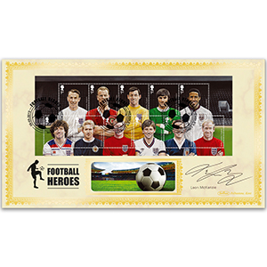 2013 Football Heroes BLCS 5000 - Signed Leon McKenzie