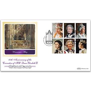 2013 60th Anniversary of the Coronation BLCS 2500
