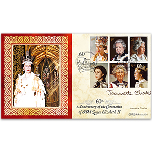 2013 60th Ann Coronation BLCS 5000 - Signed by Jeannette Charles
