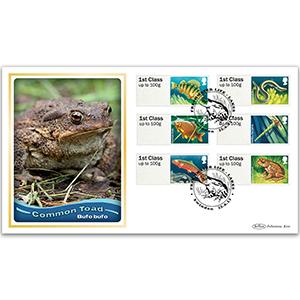 2013 Post & Go Freshwater Life - Lakes BLCS 5000