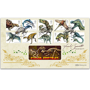 2013 Dinosaurs BLCS 2500 - Signed by Hannah Spearritt