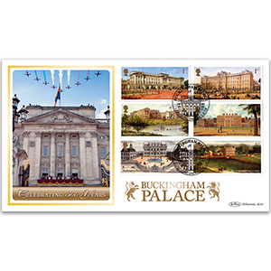 2014 Buckingham Palace Stamps BLCS 5000