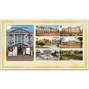 2014 Buckingham Palace Stamps BLCS 2500