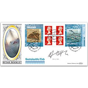 2014 Sustainable Fish Retail Bklt BLCS 2500 - Signed Monty Halls
