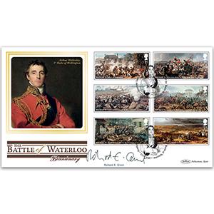 2015 Battle of Waterloo Stps BLCS 5000 Sig Richard E Grant