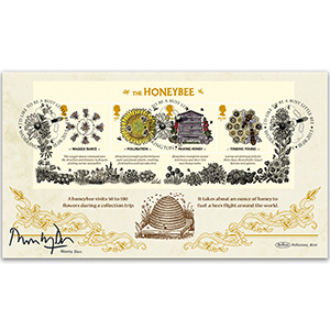 2015 Bees m/s BLCS2500 - Signed Monty Don